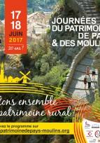 Journées du Patrimoine de Pays et des Moulins : inscrivez votre animation !