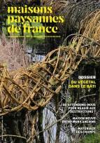 Le dernier numéro 2020 de la revue MPF est sorti : du végétal dans le bâti