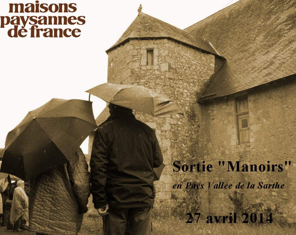 Manoirs n&b