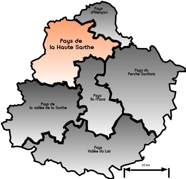 Pays de Haute Sarthe